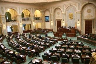 Senatul a abrogat prevederea privind iesirea anticipata la pensie a magistratilor, la 45 de ani si dupa o vechime de 20 de ani