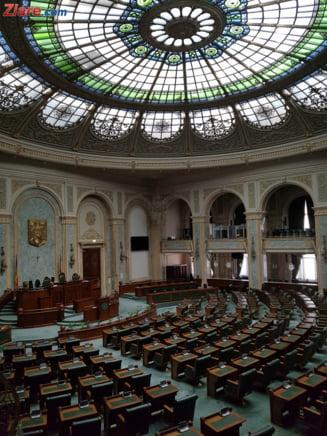Senatul a adoptat Legea Referendumului, pe care Iohannis a trimis-o la reexaminare. Presedintele ramane scos din schema