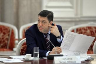 Senatul a adoptat legea lui Serban Nicolae despre care Opozitia avertiza ca permite crearea unui paradis fiscal pe Insula Belina