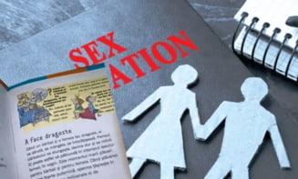 Senatul a adoptat proiectul de lege privind educatia sexuala in forma actuala care prevede educatie sanitara si acordul scris al parintilor