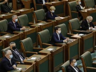 Senatul a dat liber pentru organizarea concursurilor de admitere in magistratura