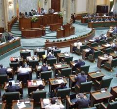 Senatul a pierdut trei membri - Un condamnat, un promovat si un demisionar