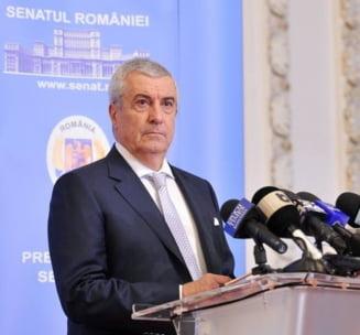Senatul a retrimis la Comisia Juridica Legea lobby-ului, proiectul lui Tariceanu si ALDE