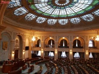 Senatul a votat de doua ori pana a reusit sa aprobe modificarile la Codul de Procedura Civila, in acord cu decizia CCR