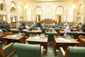 Senatul amana din nou votul pe Legea asistentei sociale