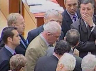Senatul decide soarta legii ANI
