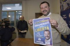 Senatul italian i-a ridicat imunitatea lui Matteo Salvini, pentru a putea fi judecat. Risca 15 ani de inchisoare