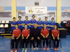 Seniori de bronz la CSU Galati