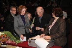 Seniorii Constantei au primit cadouri de la Primarie