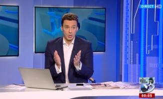 Sentinta definitiva: Mircea Badea si Antena3, condamnati sa plateasca daune morale de 25.000 de lei unui scriitor insultat