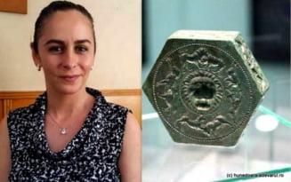 Sentinta finala in procesul tinerei care a cerut o recompensa uriasa pentru descoperirea matritei de bronz din Sarmizegetusa Regia. Cu ce s-a ales