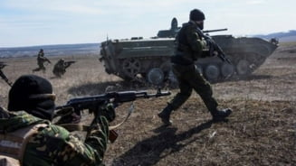 Separatistii din Donbas organizeaza retele de recrutare in Europa. Mercenar pro-rus, arestat in Italia
