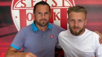 Sepsi OSK transfera de la CFR Cluj