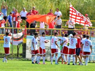 Sepsi Sfantu Gheorghe este a doua echipa promovata in Liga 1