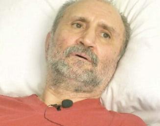 Serban Ionescu s-a externat la cerere, fara un diagnostic oficial