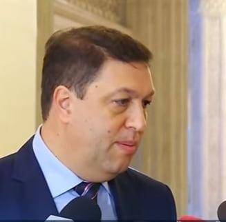 Serban Nicolae comenteaza renuntarea la gratierea coruptilor: Nu ies in strada, nu imi rup camasa de pe mine