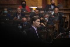 Serbia: Parlamentul a adoptat un nou guvern
