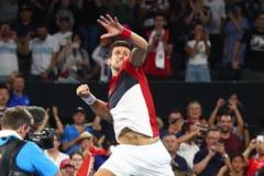 Serbia a castigat ATP Cup dupa o victorie in meciul decisiv cu Spania