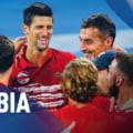Serbia lui Novak Djokovici, prima finalista din ATP Cup. Poate avea loc un duel de gala cu Spania lui Nadal