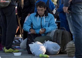 Serbia si Macedonia incep sa selecteze drastic imigrantii pe care ii mai lasa sa intre