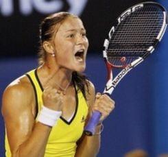 Serena Williams - Dinara Safina, finala feminina de la Australian Open