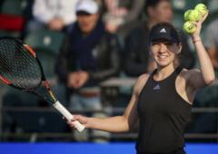 Serena Williams, avertizata de WTA inaintea meciului cu Simona Halep