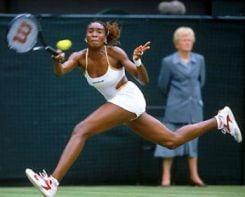 Serena Williams, batuta de sora ei