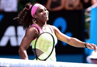Serena Williams, calificare cu emotii: Finala de vis la Australian Open