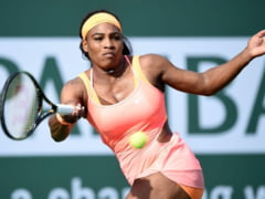 Serena Williams, demonstratie de forta la Indian Wells. Victorie intr-o ora in turul II