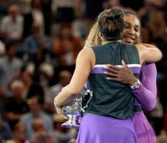 """Serena Williams, despre finala pierduta la US Open: """"O iubesc pe Bianca, dar a fost cel mai slab meci al meu din turneu"""""""
