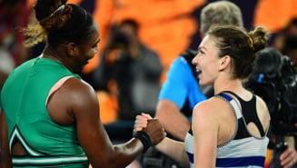 Serena Williams, despre momentul controversat dinaintea meciului cu Simona Halep (Video)