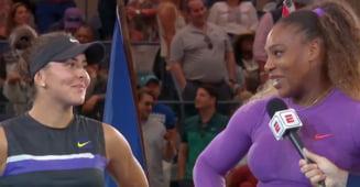 "Serena Williams, dupa ce a pierdut finala US Open cu Bianca Andreescu: ""Ma bucur ca a castigat ea"""