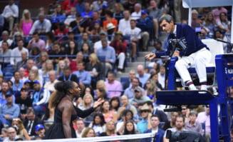Serena Williams, fata in fata cu arbitrul din finala de la US Open 2018: Ce i-a transmis acestuia