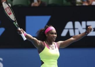 Serena Williams, faza zilei la Australian Open: Tu ai fost? Multumesc!
