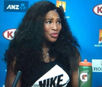 Serena Williams, in fata unui record istoric la Australian Open: Nu pot sa cred!