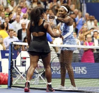 Serena Williams, in semifinale la US Open dupa o victorie de poveste