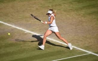 Serena Williams, invinsa de Angelique Kerber in finala de la Wimbledon