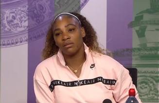 Serena Williams, la conferinta de presa: Cum a explicat infrangerea din finala cu Simona Halep