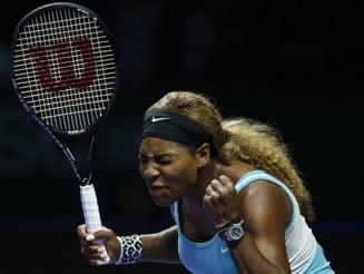 Serena Williams, prima reactie dupa infrangerea in fata Simonei Halep