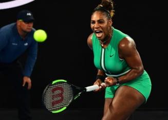 Serena Williams, urcare fulminanta in clasamentul WTA