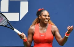 Serena Williams a ajuns la a 39-a semifinala de Grand Slam. Calificare cu emotii la US Open