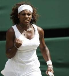 Serena Williams a castigat turneul de la Wimbledon