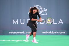 Serena Williams a pierdut in fata surorii sale Venus, in finala unui turneu demonstrativ din Emirate