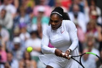 Serena Williams a trait periculos in sferturi la Wimbledon. Cum arata programul semifinalelor