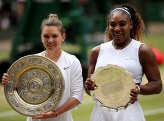 Serena Williams ar fi vrut sa-si ia revansa in fata Simonei Halep: Ce-a vrut sa spuna despre finala de la Wimbledon, dar s-a oprit