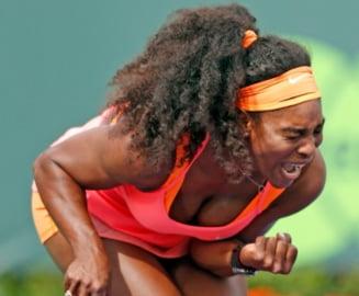 Serena Williams are probleme inaintea meciului cu Simona Halep - ce a declarat americanca
