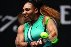Serena Williams cade in clasamentul WTA