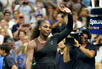 Serena Williams defileaza la US Open: Si-a invins sora in turul trei
