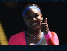 Serena Williams e de neoprit la Australian Open si o asteapta pe Halep in sferturi