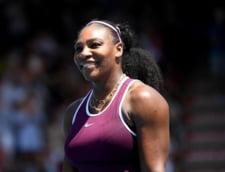 Serena Williams ii preda o lectie de tenis Anisimovei, dar nu va juca finala de la Auckland cu buna sa prietena Caroline Wozniacki